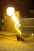 Xplosive Entertainments Fire Breather Fire Eater