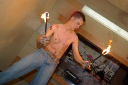 Xplosive Entertainments Fire Dancers Hire