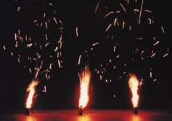 Xplosive Entertainments Flash Tube Pyrotechnics